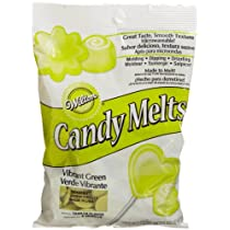 Wilton Vibrant Green Candy Melts 12-Ounce