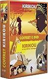 echange, troc Kirikou et la sorcière / Kirikou et les bêtes sauvages - Coffret 2 DVD