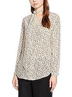 Seventy Sergio Tegon Camisa Mujer Ca0318410037 (Beige / Marrón)