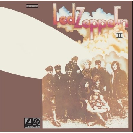 Led Zeppelin II (2014 Jimmy Page Remastered 2CD Deluxe Edition)