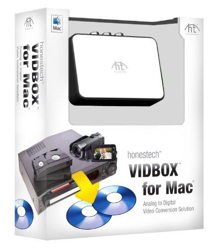Honestech VIDBOX | Mac Disc