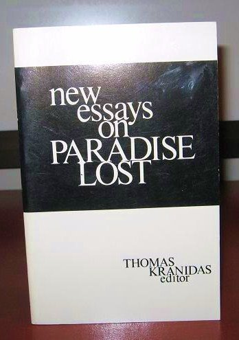 "Image for New Essays on ""Paradise Lost"""