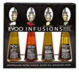 Australian Extra Virgin Olive Oil Infusion Gift 4-Pack
