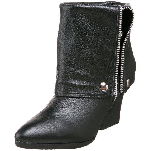 Michael Michael Kors Women'S Bassey Convertible Bootie,Black,6 M Us