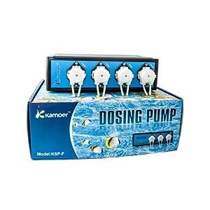 Kamoer Dose Aquarium Pump, Up to 999ml Per Day