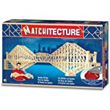 Matchitecture Cantilever Quebec Bridge Building kit 2150 Microbeam acetate sheet