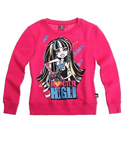 Monster High Felpa - rosa fucsia - 140