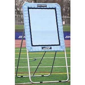 Buy Brine Lacrosse Lax Rebound Self Standing Wall Ball System by Brine