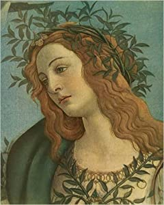 (detail) Art Print Poster by Sandro Botticelli: Posters & Prints