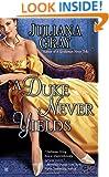 A Duke Never Yields (Berkley Sensation historical romance)