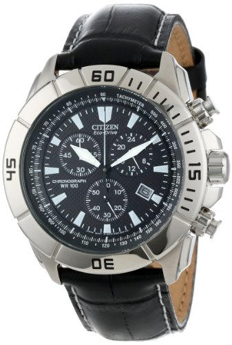 Citizen Men's AT0810-12E Eco-Drive Strap Sport Watch