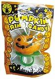 【ハロウィンお菓子】パンプキン リングキャンディ(36個)  / お楽しみグッズ(紙風船)付きセット