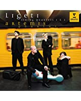 Ligeti: String Quartet Nos 1 & 2