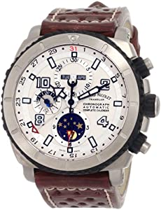 Armand Nicolet Men's T618A-AG-P760MR4 S05 Sporty Automatic Titanium Watch from Armand Nicolet