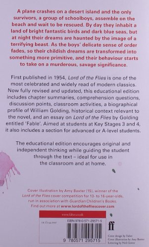 the trivial activities of children in lord of the flies a novel by william golding