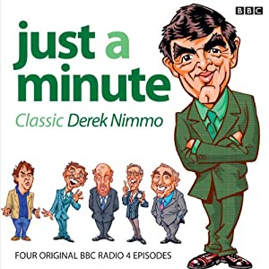 Just A Minute: Derek Nimmo Classics Radio/TV Program