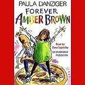 Forever Amber Brown   Paula Danziger