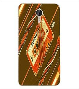 PrintDhaba Casette D-5503 Back Case Cover for LETV (LE ECO) LE 1 PRO (Multi-Coloured)