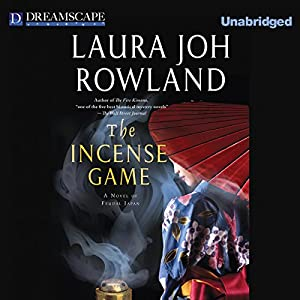 The Incense Game Audiobook