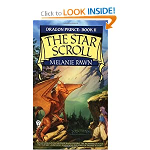 The Star Scroll (Dragon Prince, Book 2) by Melanie Rawn
