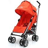 Zeta Vooom Stroller (Orange)