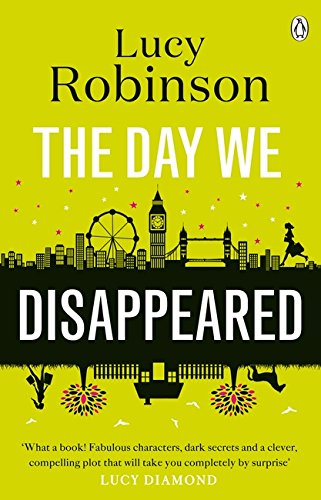 The Day We Disappeared Book Cover