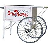 Gold Medal 2015sk Cart For Sno Snow Cone Machine Maker