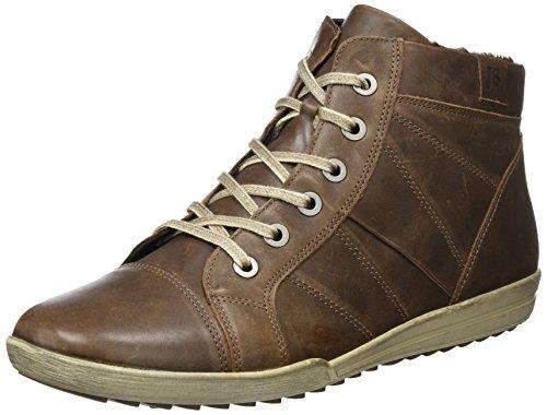 Josef Seibel Dany 06, Sneakers Alti Donna, Marrone (Braun (Moro 330)), 44