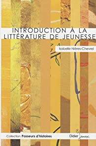 Introduction à la litterature de jeunesse par Nières-Chevrel
