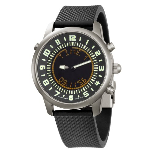 Momentum Men's Quartz Analogue - Digital Watches 1M-SP04B1