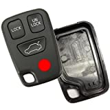Discount Keyless Remote Entry Key Fob Replacement Case Cover Shell Button Pad For HYQ1512J