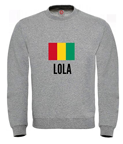 Felpa Lola city Gray