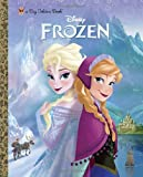 Frozen Big Golden Book (Disney Frozen) (a Big Golden Book)