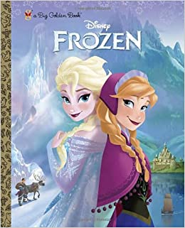 Frozen Big Golden Book (Disney Frozen): RH Disney