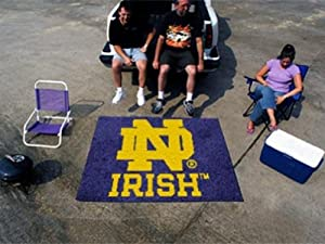 Notre Dame Fighting Irish Tailgater Rug 60x72 by Fanmats