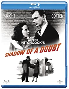 Shadow Of A Doubt [Blu-ray] [1943]