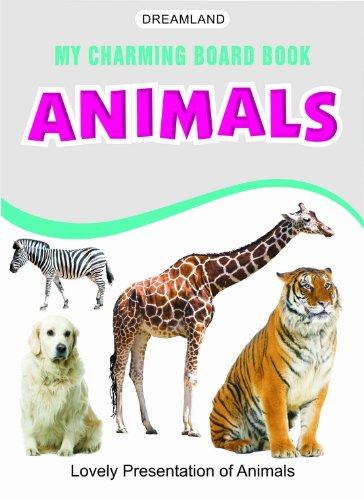 Animal (My Charming Board Book) Image