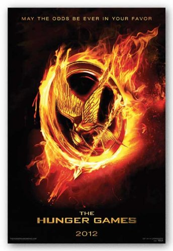 The Hunger Games Movie Poster - Teaser 24
