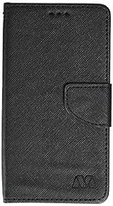 MyBat Wallet Case for HTC Desire 626/626s - Retail Packaging - Black