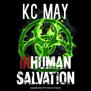 Inhuman Salvation Audiobook