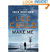 Lee Child (Author)  221 days in the top 100 (813)Download:   £7.99