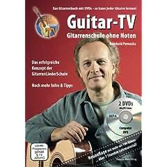 Gitarrenschule ohne Noten