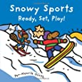 Snowy Sports: Ready, Set, Play!