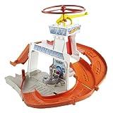 Hot Wheels City - Copter Port Track Set