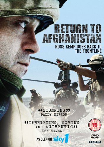 Ross Kemp: Return to Afghanistan [DVD]