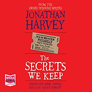 The Secrets We Keep Hörbuch