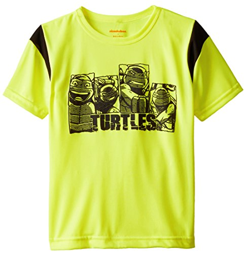 Teenage Mutant Ninja Turtles Little Boys' Turtles Polyester Tee
