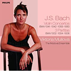 Johann Sebastian Bach: Concerto for Violin, Strings, and Continuo in G minor, BWV 1056 - reconstruction after Concerto for Harpsichord, Strings, and Continuo in F minor, BWV 1056 - 1. (Allegro)
