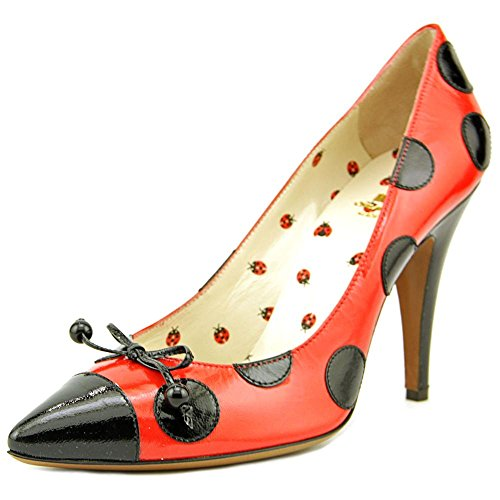 Moschino Cheap and Chic Dathan Cuir Talons