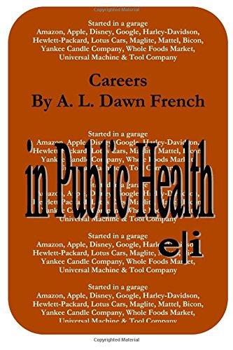 Careers: In Public Health